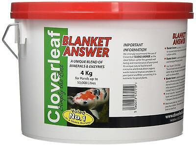 Cloverleaf BA4KG Blanket Answer For Removing Weed, Beige, 4 Kg