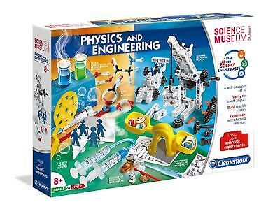 Science Museum | Physics & Engineering Lab | STEM Learning Kit by Clementoni