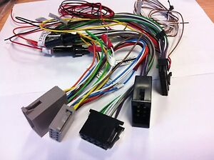 BRAND NEW Parrot MKI9000 / MKI9100 / MKI9200 Mute / Power Cable