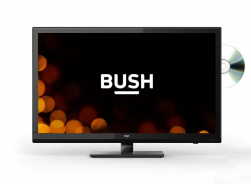Bush 24 Inch 720p HD Ready Freeview HD LCD TV/DVD Combi - Black
