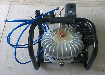 Jun-air Model 3-1.5 Air Compressor Silent110vac 2804