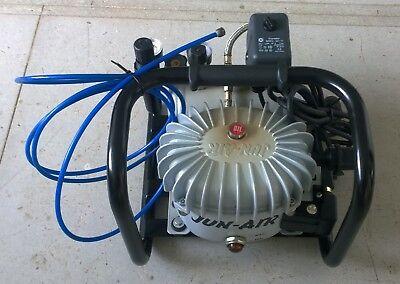 Jun-air Model 3-1.5 Air Compressor Silent110vac 2804