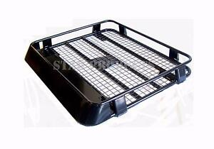 Roof Rack 1100x1250 Fully Enclosed LANDCRUISER 70 SINGLE CAB 4X4 Malaga Swan Area Preview