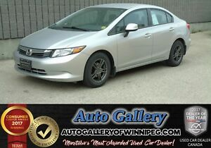 2012 Honda Civic Sedan LX *Low Price!