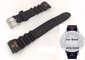 Timex-Pulsera-reemplazo-para-T70381-IronMan-Triathlon-Correa-de-silicona-negro