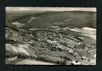"""Stempel """"Haus Waldfriede, Marbach Hetzbach""""  1957    (900-14)"""