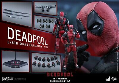 Hot Toys Deadpool MMS347