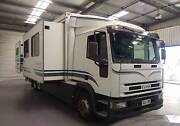 2003 Iveco Trans Dimensional Motorhome twin slides Regency Park Port Adelaide Area Preview