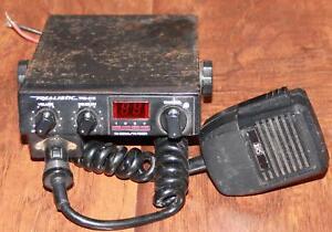 Realistic TRO-415 40 Channel CB Radio & Mic