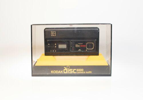 Vintage Kodak Disc 8000 Camera Outfit