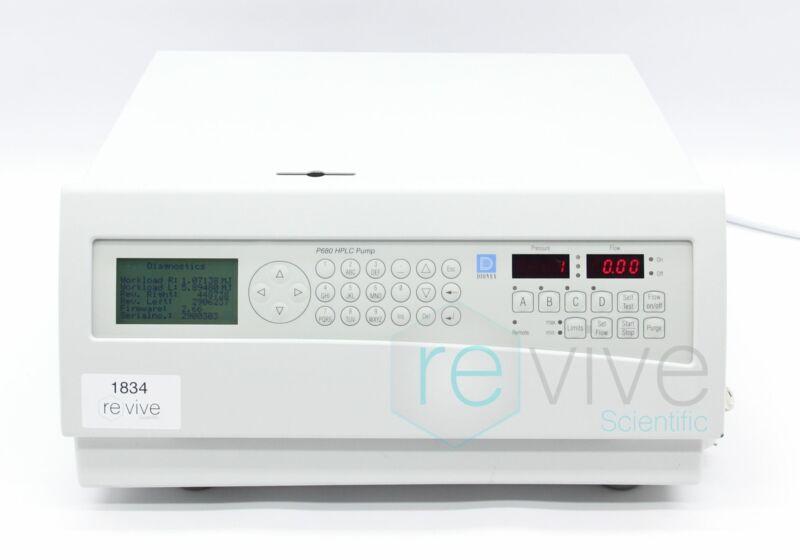 DIONEX P680A HPG Binary High-Pressure Gradient Pump