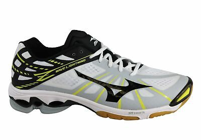 NEW MENS MIZUNO WAVE LIGHTNING Z INDOOR COURT SHOES - 17 / EURO 52.5 - AUTHENTIC