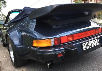 1988 Porsche 911  now on EBAY
