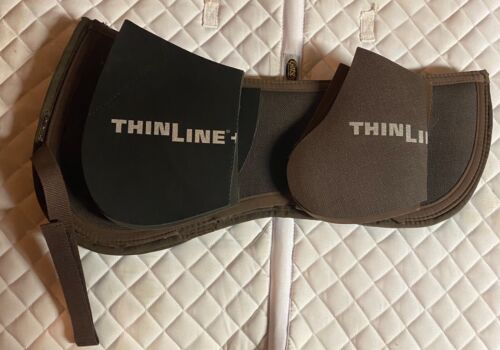 Thinline halfpad with shims