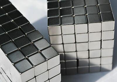 2550100250 - 5mm 316 - Square Cube Magnets Us Seller - N35 Neodymium