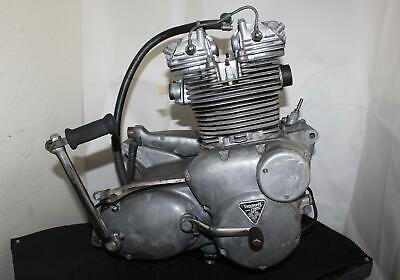1973 Triumph Trident 750 Engine Motor Good Running Motor OEM