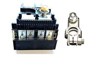 nissan fuse car \u0026 truck parts ebayfits for 2007 2012 nissan sentra positive battery fuse \u0026 terminal 2 m8 nuts