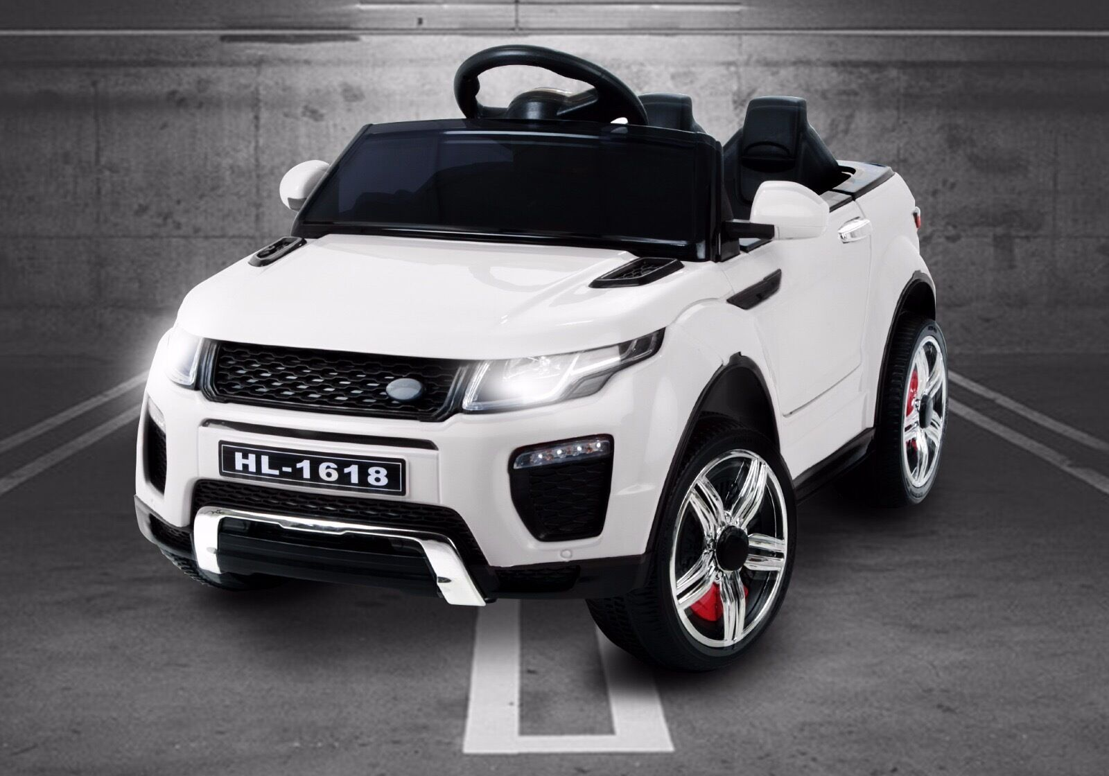 New Kids Range Rover Evoque Style Battery Ride On Car Electric