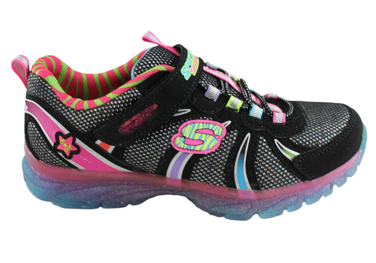 Skechers That Light Up