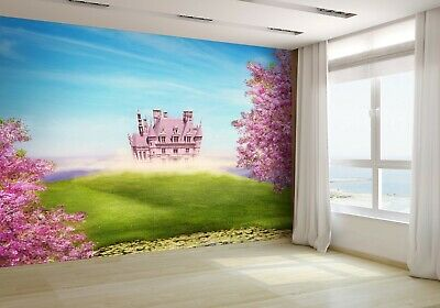 Fairy Tale Landscape With Castle Wallpaper Mural Photo 16992573 budget paper (Budget Fairy Tale)