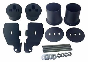Chevy Impala Air Ride Suspension Front & Rear Air Bag Brackets 1965-70 (no bags)