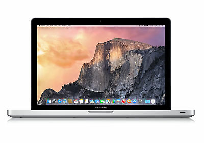 Apple Macbook PRO 13  9,2 - A1278 - 13.3  Intel I5 2,5Ghz 4GB 500GB TOP  2. Wahl