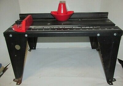 Vermont American Routersaber Saw Table No 24366 Nice Lqqk