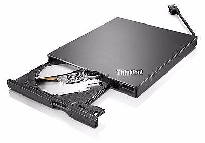 New Genuine Lenovo Thinkpad UltraSlim External USB CD DVD Bu