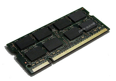 2GB HP Business Notebook EliteBook HDX ProBook Memory RAM PC2-6400 800MHz SODIMM - Hp Business Notebook Pc