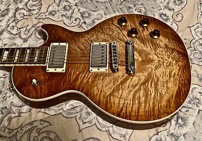 NO RESERVE! PRIVATE STOCK KILLER!! GIBSON LES PAUL STANDARD (TRADITIONAL CUSTOM)