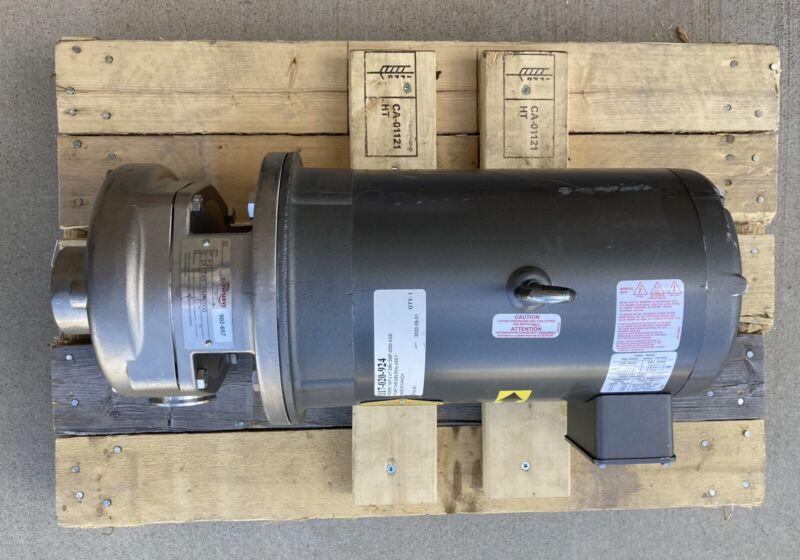 Flowserve SMP2000 Centrifugal Pump 7.5HP 3450/1725 RPM, Baldor