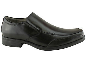 JULIUS-MARLOW-MAJESTIC-MENS-LEATHER-SHOES-FORMAL-LOAFERS-BLACK-AUS-SIZES