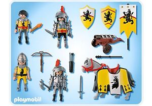 Playmobil - Soldat du lion