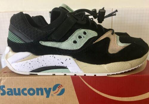 SAUCONY x Sneaker Freaker GRID 9000 BUSHWACKER 2012 8.5US (70082-1) – VERY RARE!