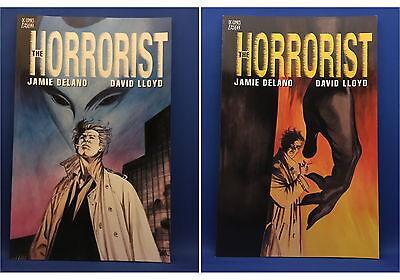 The Horrorist #1 & #2 (Vertigo USA) Comic für Erwachsene