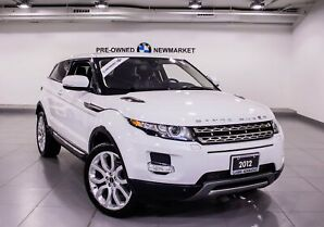 2012 Land Rover Range Rover Evoque Pure Plus Coupe -Back UP CAM| NO Accidents|LOW KMS