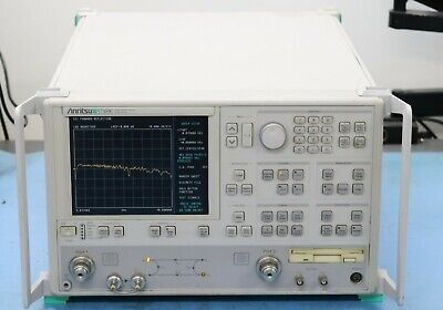 Anritsu 37369c 45mhz-40ghz Vector Network Analyzer Opt 06 11
