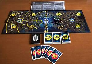 Doctor Who The Time Wars Board Game Golden Grove Tea Tree Gully Area Preview