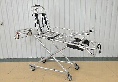 Ferno Model 35a Manual Ambulance Cot Frame Without Mattress