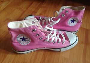Ladies Converse size 8 1/2