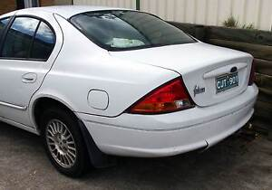 1999 Ford Falcon Sedan EX OLPIMPIC GAMES CAR FOR OFICIALS Muswellbrook Muswellbrook Area Preview