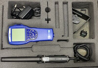 Tsi - Q-trak 7565-x Indoor Air Quality Monitor Particle Counter With 982 Probe