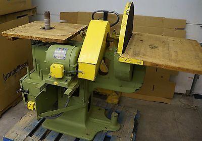 F H Clement Industrial 24 Disc Sander Oscillating Spindle Sander Combo