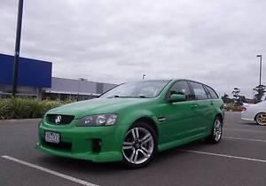 2009 Holden Commodore Sedan Carrum Downs Frankston Area Preview