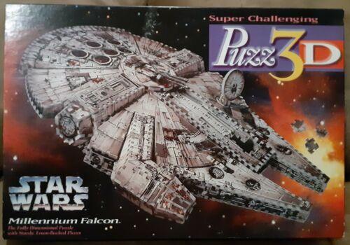 1995 Star Wars Millennium Falcon 3D puzzle