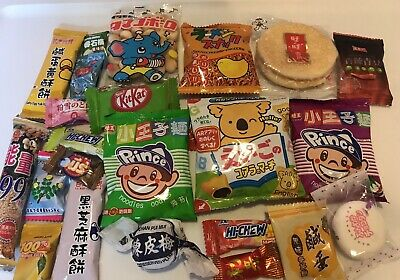 15 Pcs Asian Snack - Japanese Korean Chinese Snacks For Gift,Party,Movie - Asian Gifts