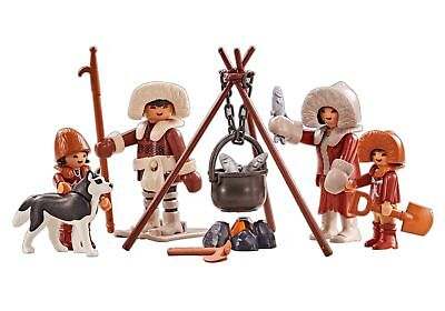 Playmobil Add On #6559 Arctic Family - New Factory Sealed