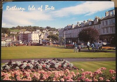 Scotland Rothesay Isle of Bute - posted