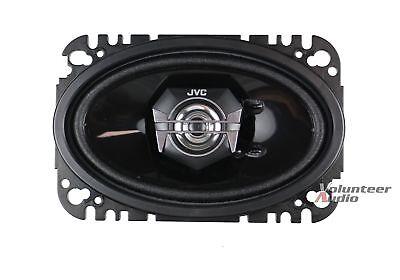 "JVC Drvn Series 4X6"" 2-Way Car Stereo Speaker 4 Ohm 140 Watt Peak CS-V4627"