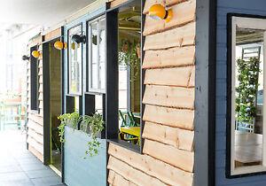 British waney edge garage  cladding from £10 per sq metre